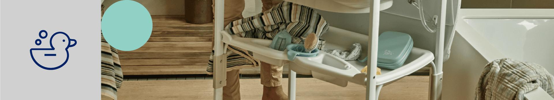 Toilette bébé | Accessoires pour la toilette du bébé | Janéworld