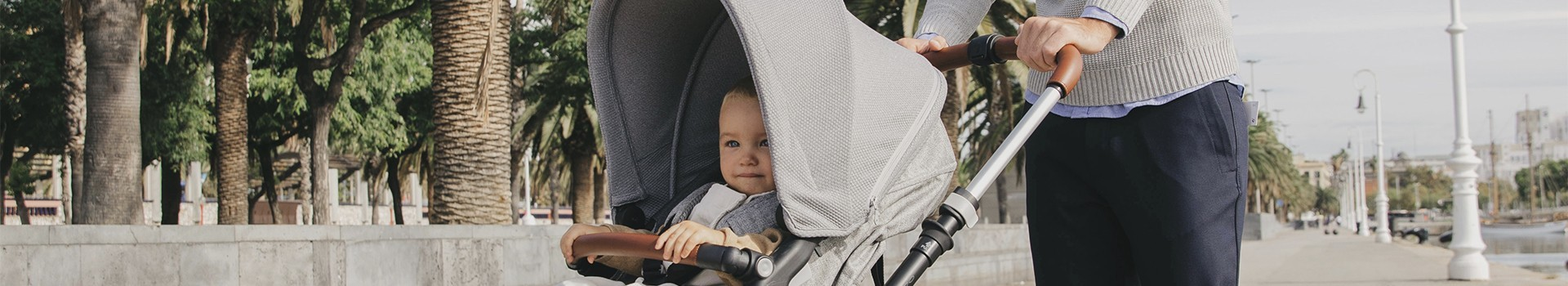 Poussettes pour bébés - Outlet
