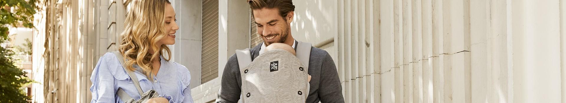 Echarpe et sac à dos bébés - Outlet