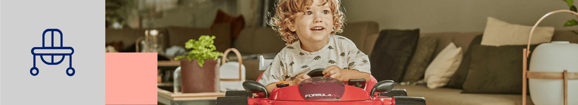 Trotteurs Jané et accessoires premiers pas du bébé | Janéworld