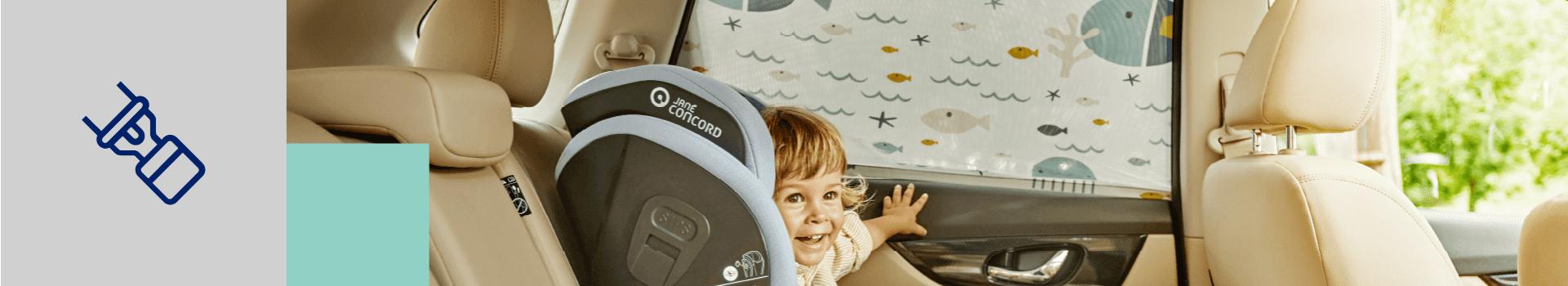 Accessoires pour sièges auto et voyages avec bébé | Janéworld