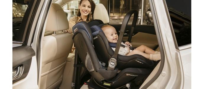 Le nouveau Jané Groowy : voici le siège auto du futur de votre bébé
